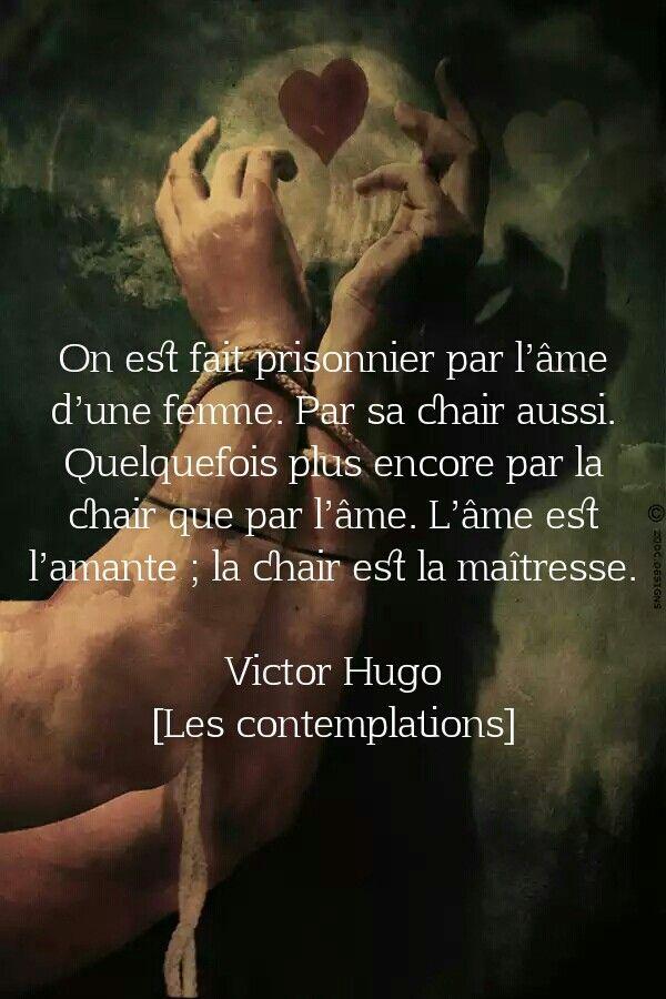 Victor Hugo Les Contemplations Poeme Et Citation Citation Proverbes Et Citations