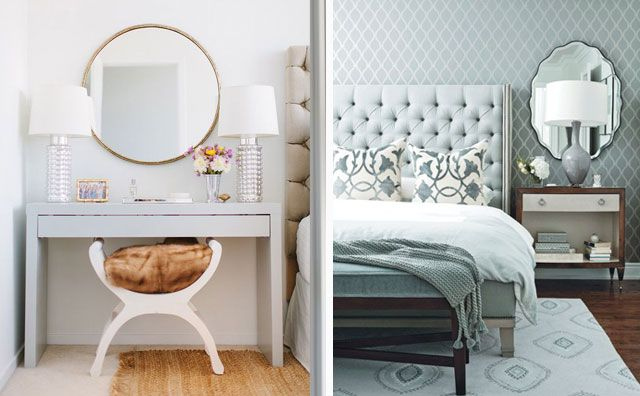 ideas para decorar con espejos en el hogar