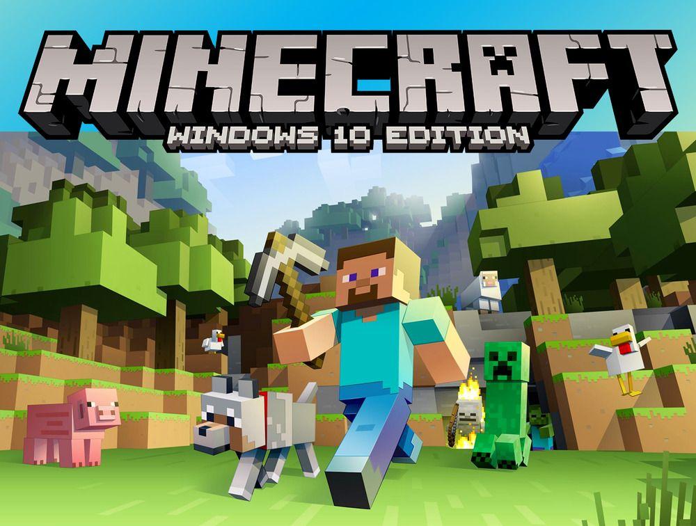Minecraft Windows 10 Edition License Key Region Free