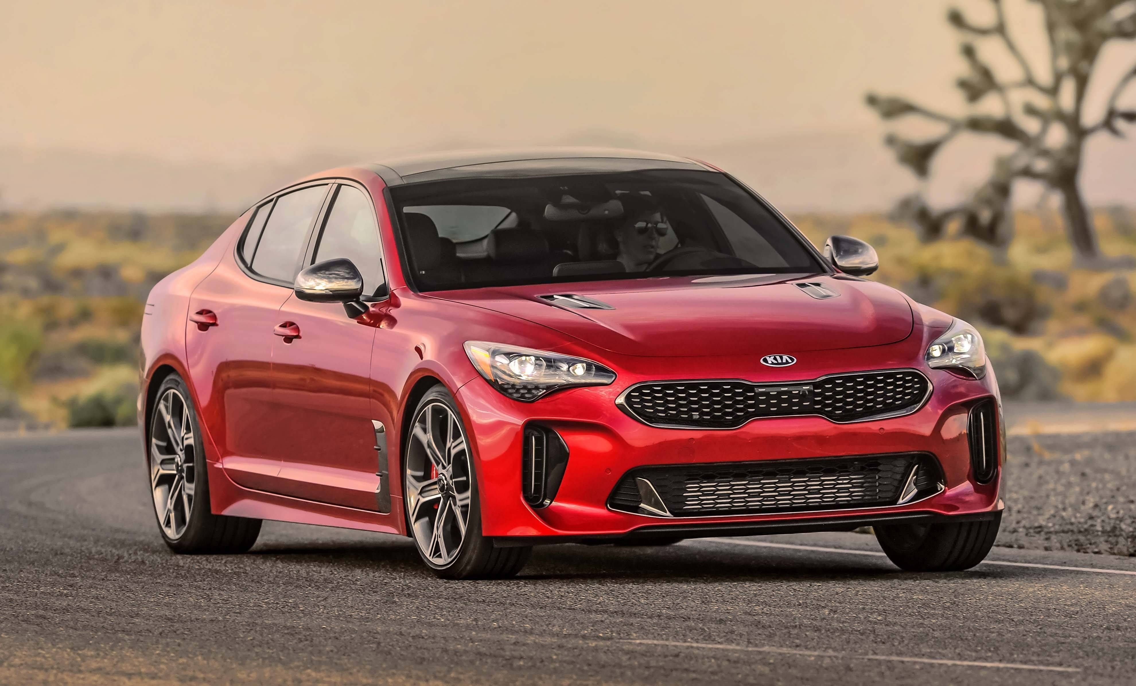 When Will 2020 Kia Stinger Facelift Go On Sale Kia Stinger Kia