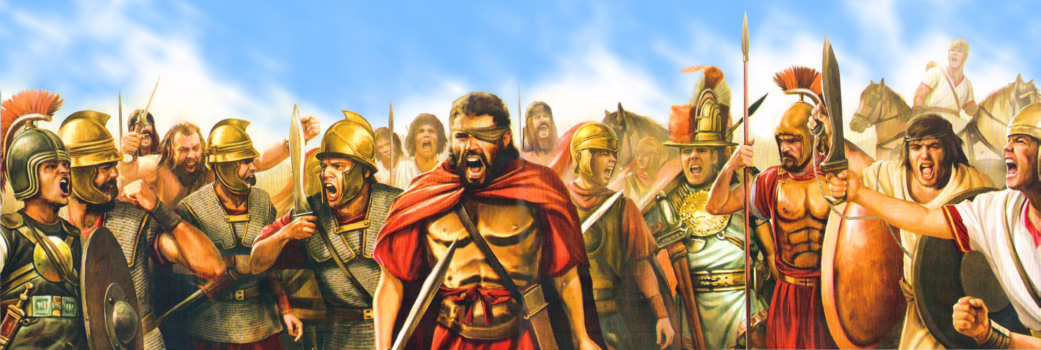 Scipio Attacks New Carthage
