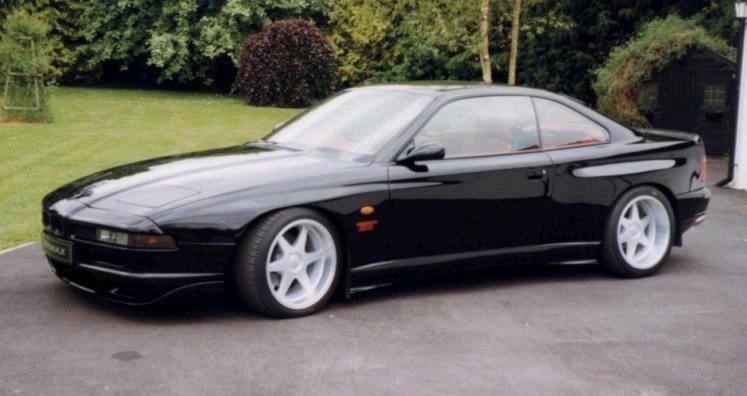 1996 Bmw 8 Series 850csi Bmw Bmw Classic Cars Bmw Classic