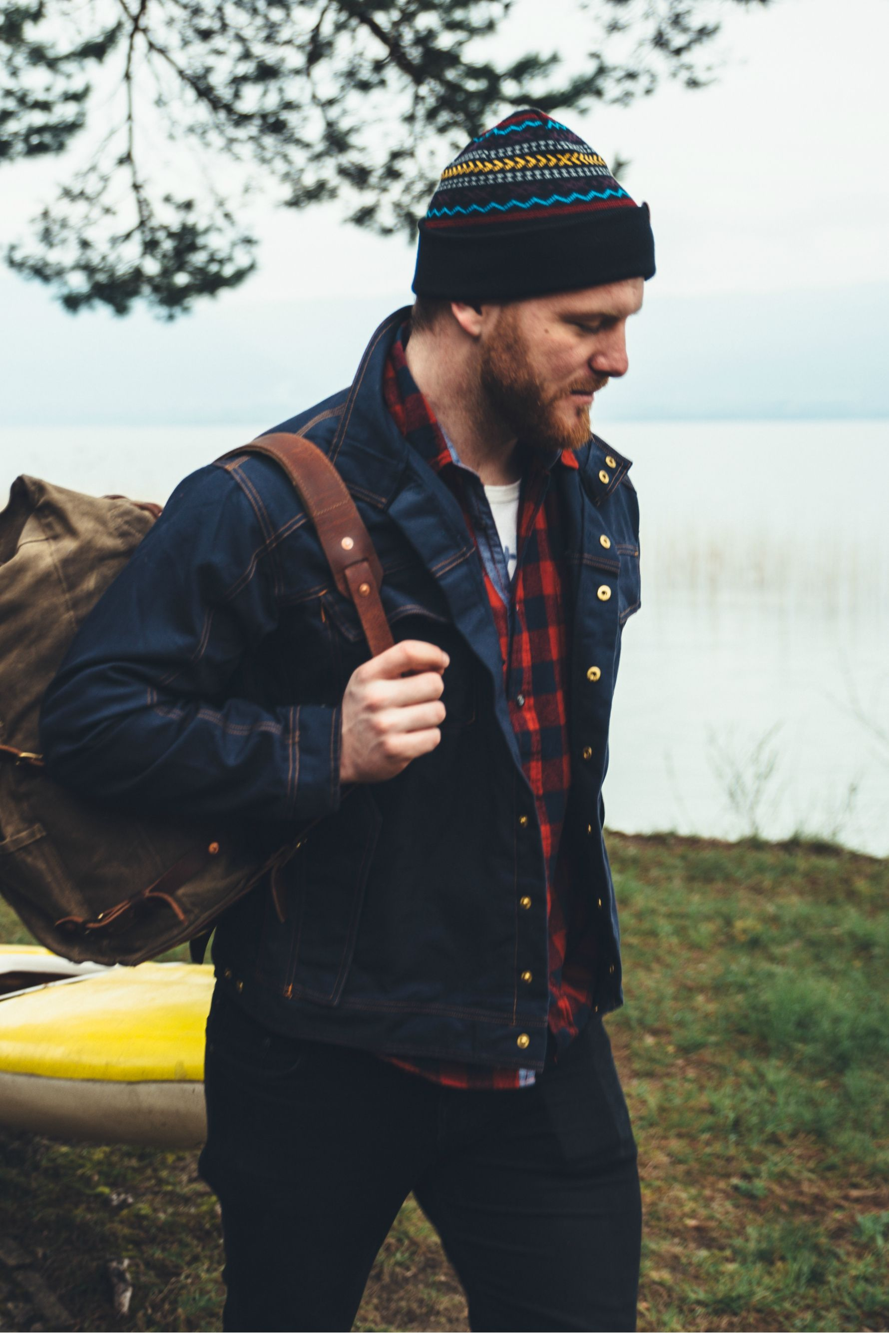 impactful hipster hiking outfit 12