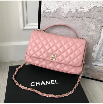 37b8629d36d5 Chanel Citizen Chic Small Flap in Pink Lambskin | Gorgeous Handbags ...