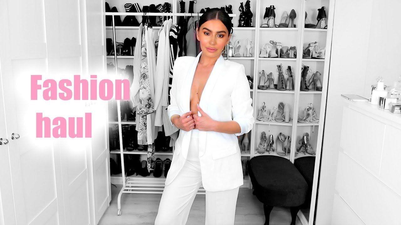 Fashion Haul Spring Essentials Zara Topshop Gucci Missy Empire