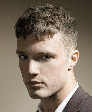 Guy Kremer Short Brown Straight Hair Styles 21510 Haircuts For Men Mens Hairstyles Mens Haircuts Short
