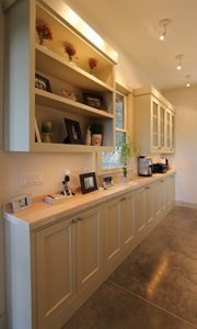 Kitchen Cabinets  Room For Improvement  Shallow Open Shelves Alluring Depth Of Kitchen Cabinets Review