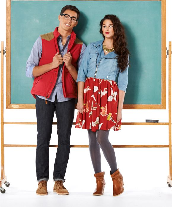 Back to School Trend: Vests! @Levi's®