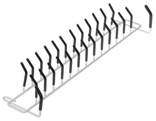 Closetmaid Tie And Belt Rack White 8051 By Closetmaid Http Www Amazon Com Dp B000gpvdle Ref Cm Sw R Pi Dp 5jnsrb0f3r Belt Rack Closetmaid Hanger Organizer