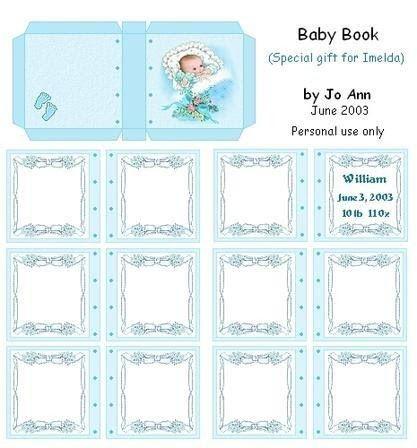 Baby Mini Printables - Erika Alvarez - Álbumes web de Picasa