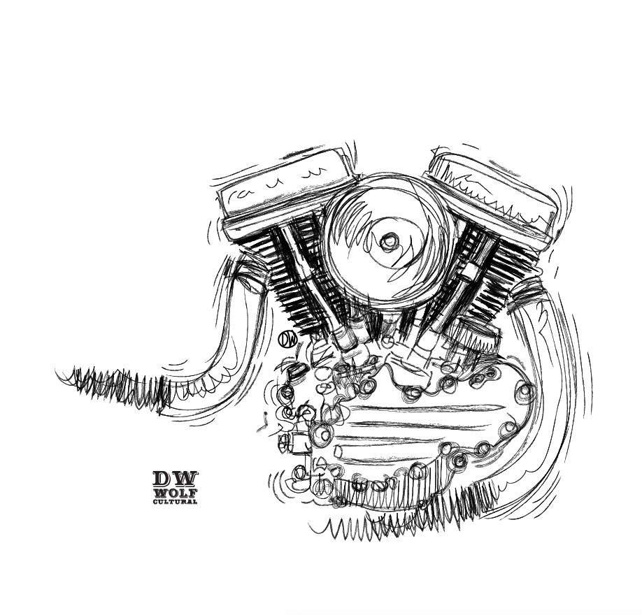 Shovel Head Motorcycle Engine Drawings Buy Steroid Online Shovelhead Diagram Shovelheat Bigtwin Bobber Chopper Magneto Rh Pinterest Com Car With Dimensions Knucklehead