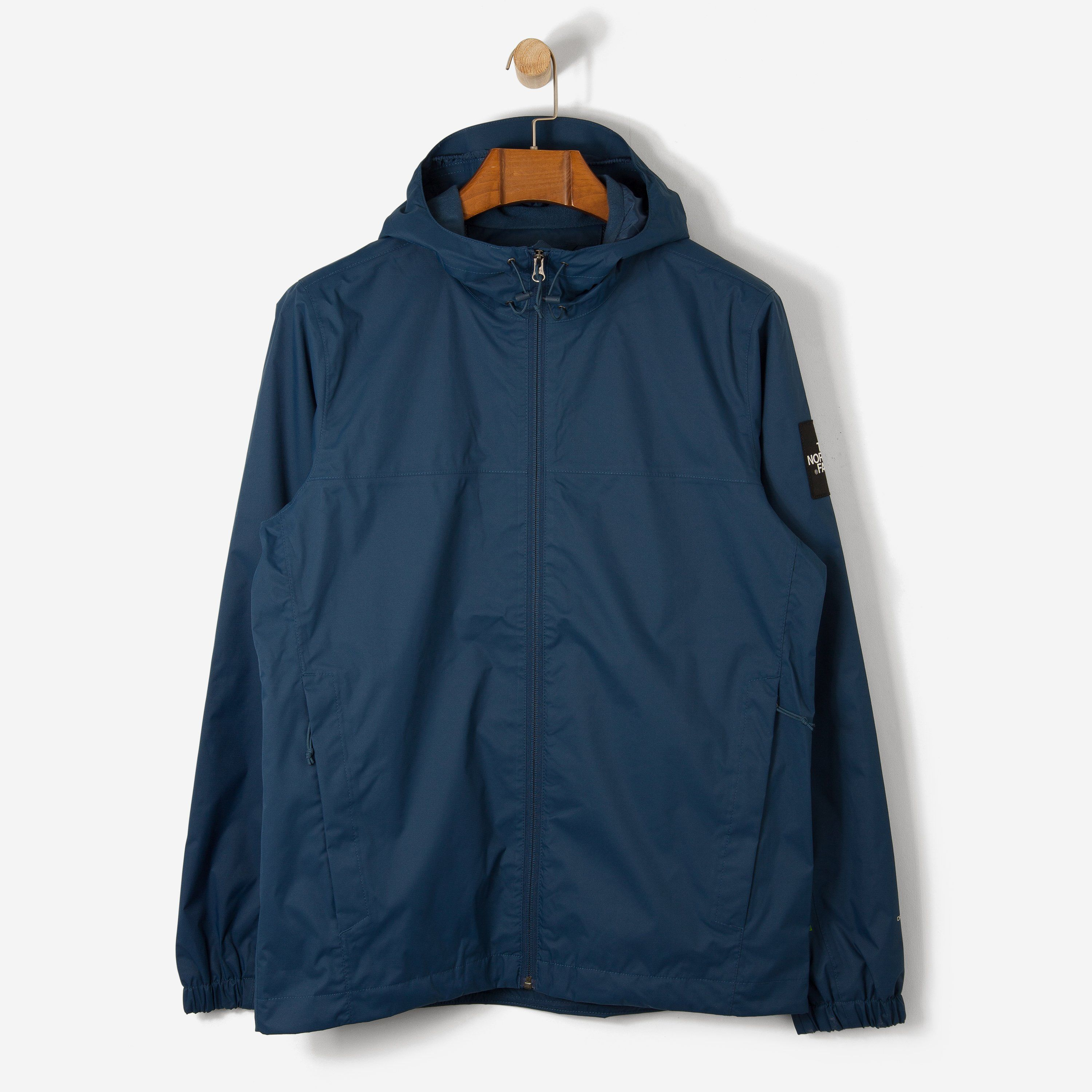 8429f3f57 The North Face Black Label Mountain Q Jacket Blue Wing Teal Free SHIPPING  OVER £50.00