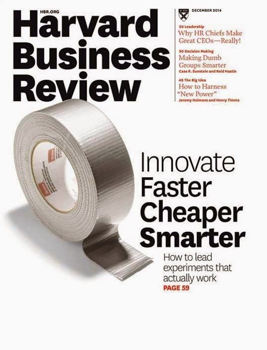 Harvard Business Review  Book Cover    Harvard