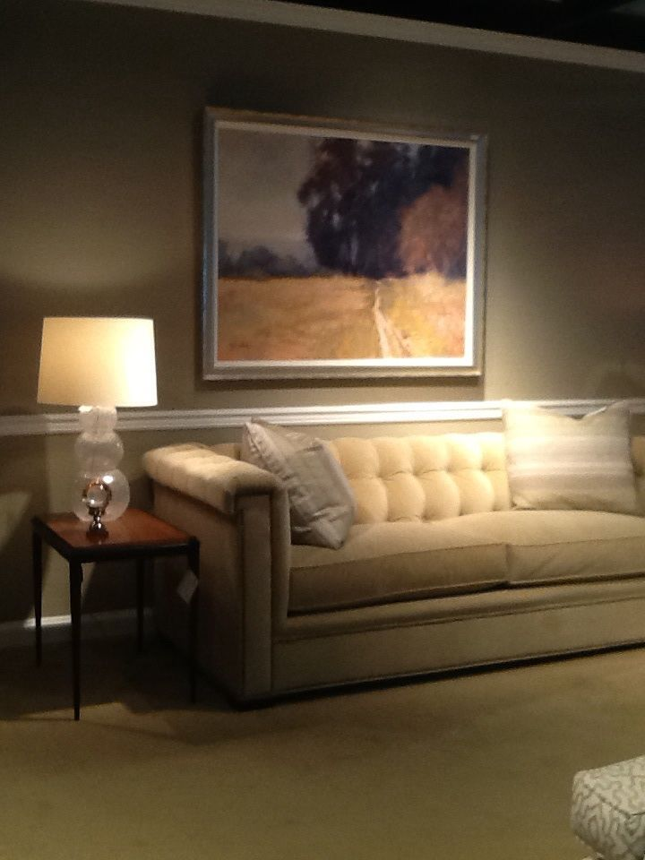 The Kent Sofa Is Beautifully Displayed At Old Colony In Greenville,SC!