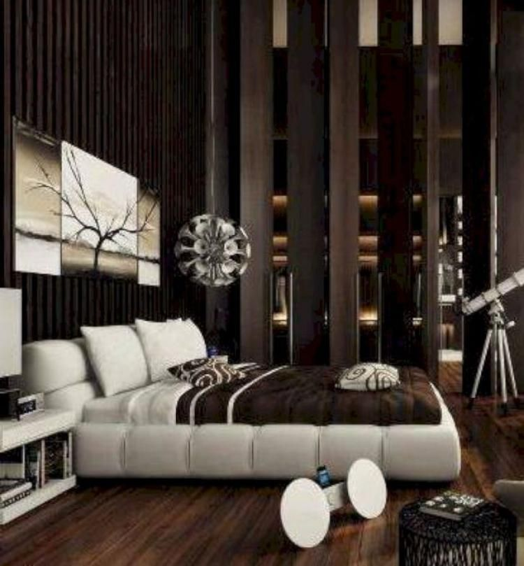 40 Super Elegant and Comfy Luxury Bedroom