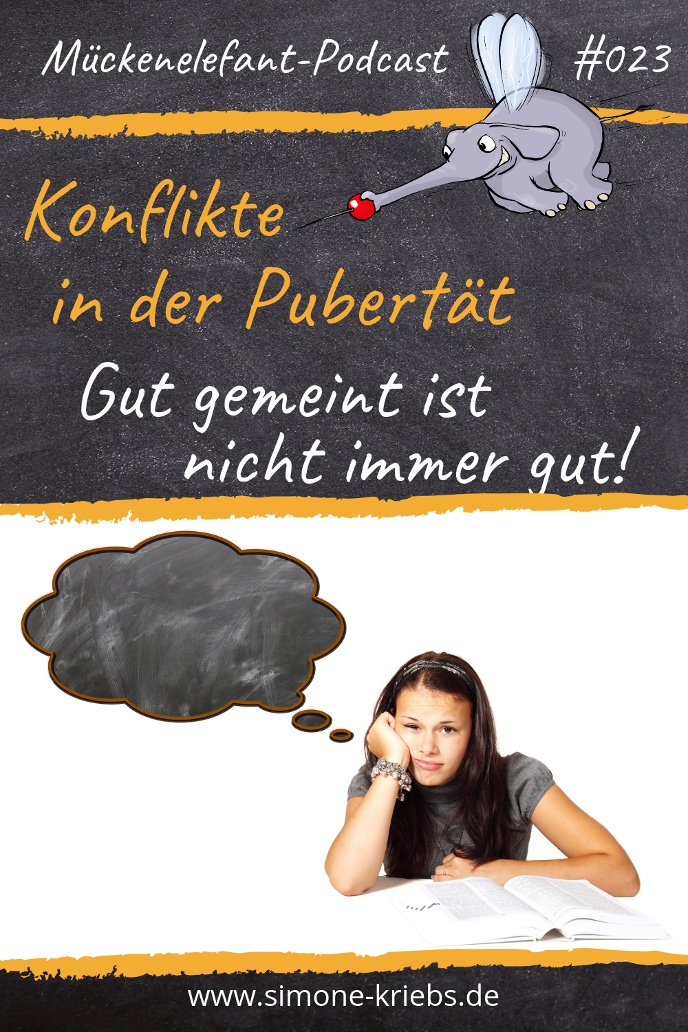 Photo of Conflict in puberty – well-meant is not always good!