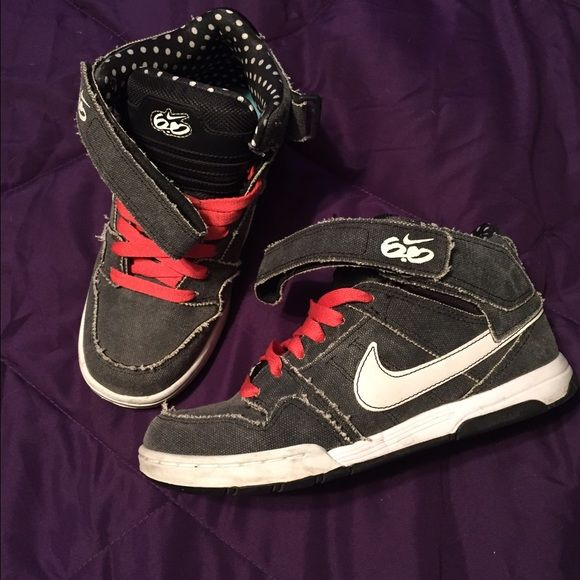 low priced 63ded f3e40 ... norway womens nike 6.0 dunk high tops size 8 like new nike dunk high  tops with ...
