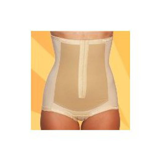 Bellefit - good post pregnancy support - open front is good for cesarians.