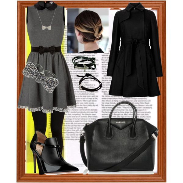 At The Office, created by joni-teest on Polyvore