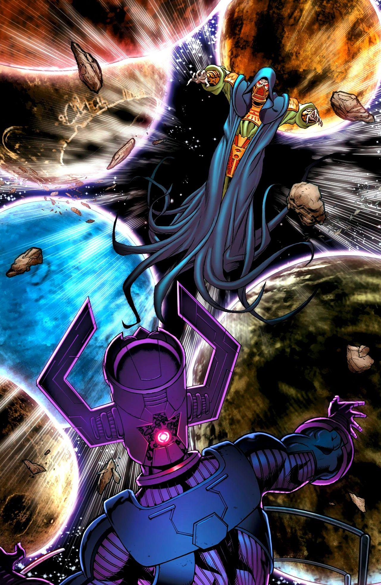 galactus vs thanos - photo #19