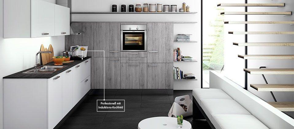 Einbauküche mit TopAusstattung Haus der Küchen Küche