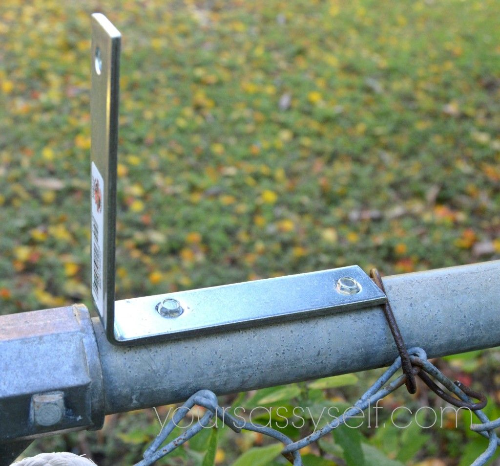 Roll Bar Fence Diy Keep Your Pets In Amp Others Out