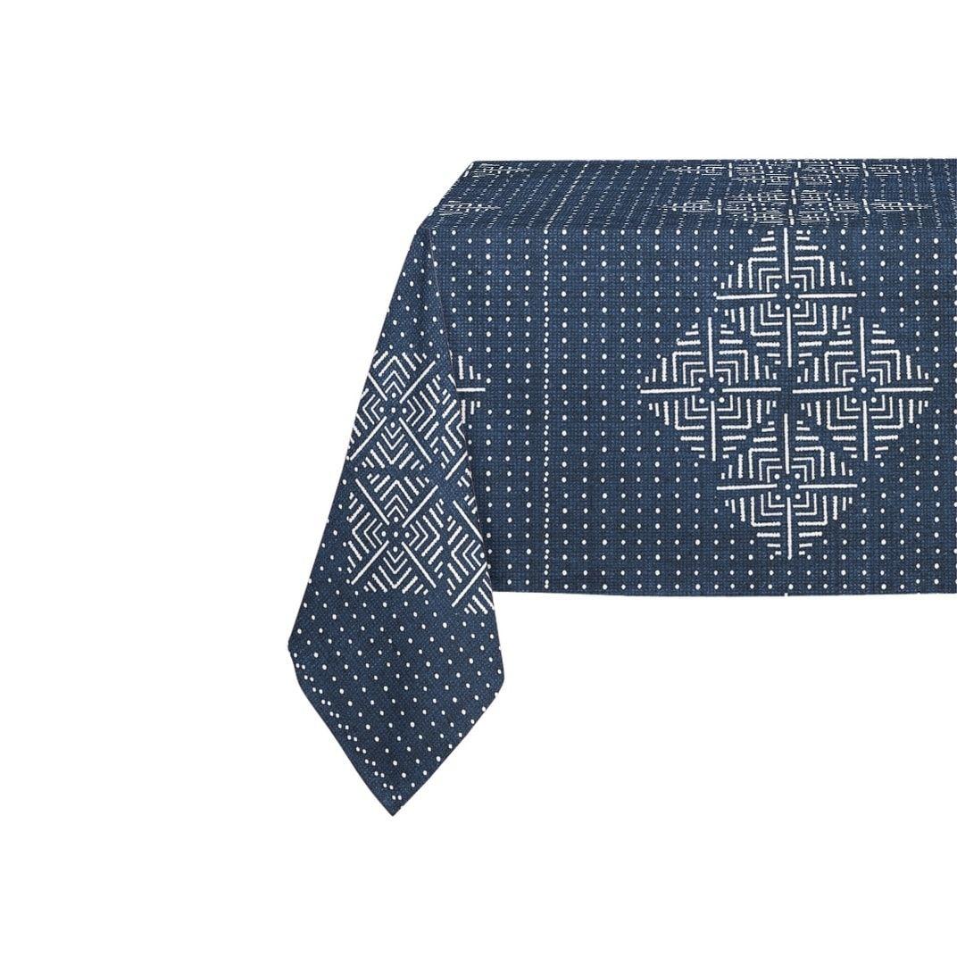 Kavka Designs Blane Table Cloth By Terri Ellis 70 x 90