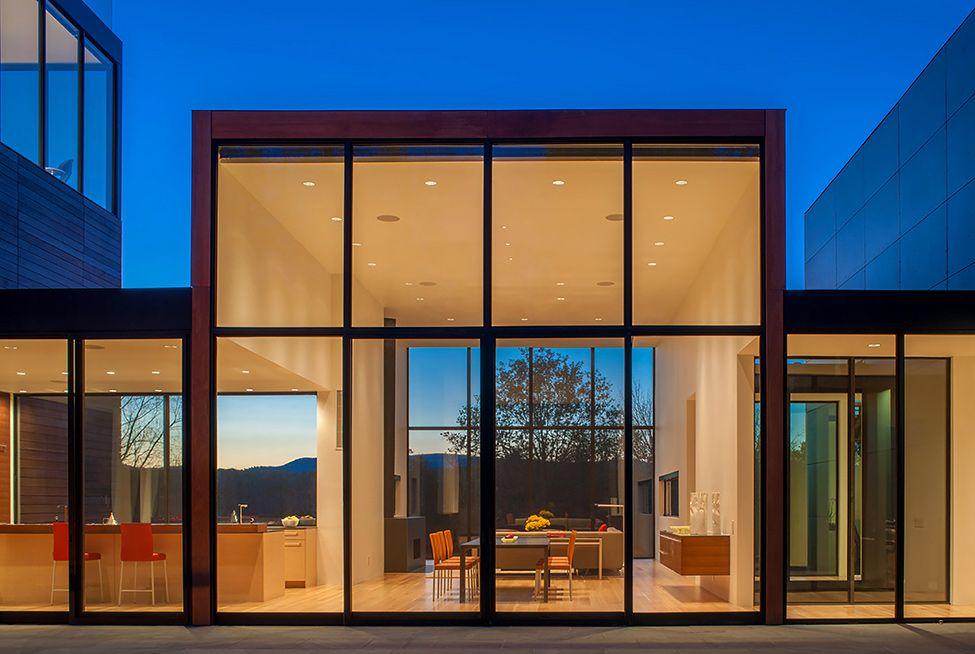 Modern house architecture architectuur interieur modern