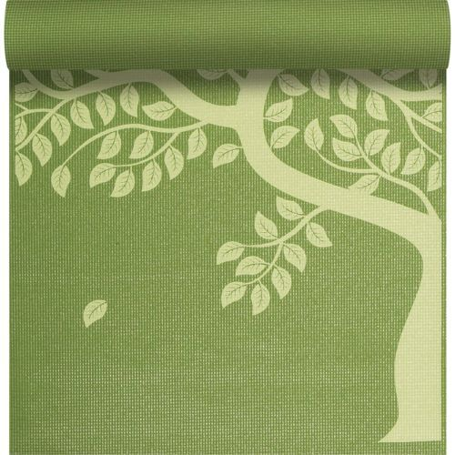 Gaiam Tree Of Life Print Yoga Mat 3mm Ebay With Images Print Yoga Mat Yoga Mats Best