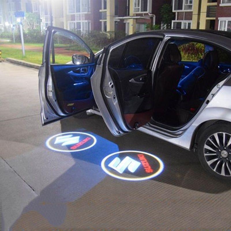 How To Install Bmw Door Lights Car Suzuki Swift Lighting Logo