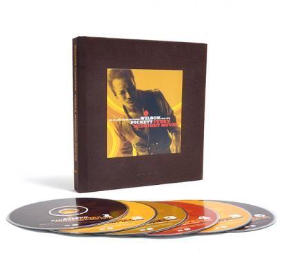 Wilson Pickett Funky Midnight Mover The Atlantic Studio Recordings 1962 1978 Rhino Com Wilson Pickett Funky Studio