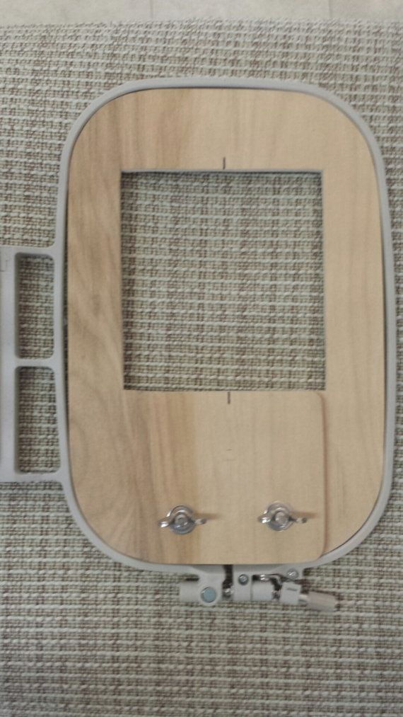 """Metal//Magnetic Hoop For Brother//Babylock Embroidery Machine 5/""""x7/"""" SA439"""