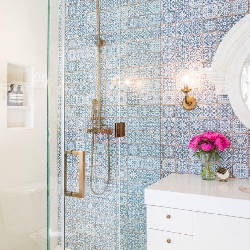 Decor Tiles For Bathroom Wall   Decorative tile bathroom ...