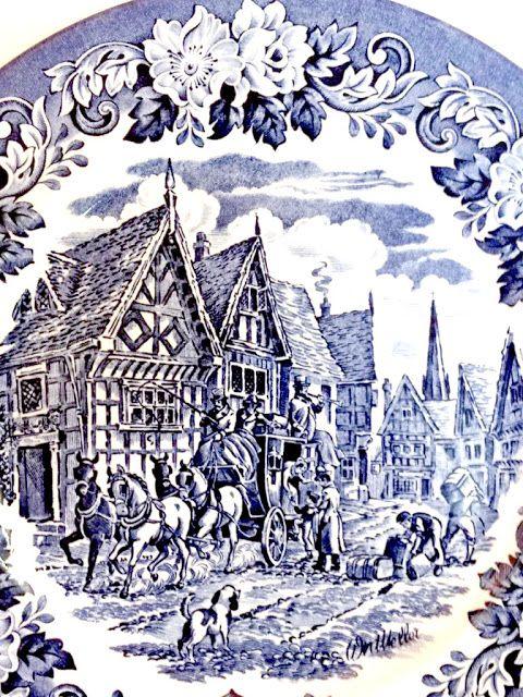 Likewise Thrift: Charles Dickens Series: English IRONSTONE