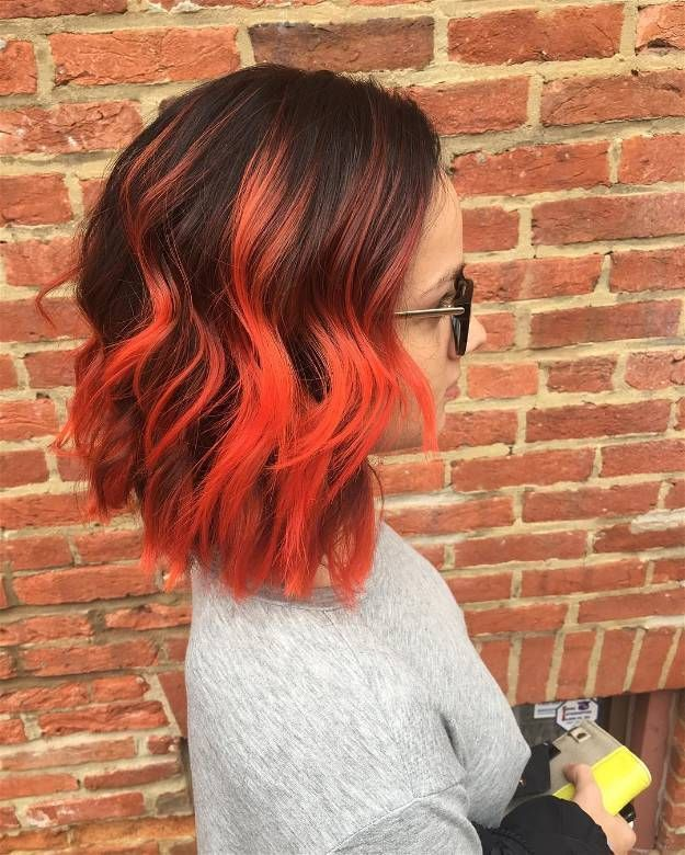 cool Coupe cheveux long : Coral Hair | Winter Colors You Should Try For Your Hair # 7 Is Fabulous...