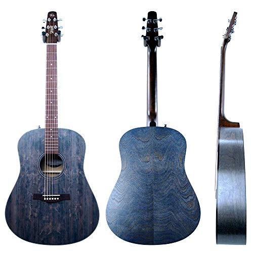 Seagull S6 Original Acoustic Guitar Limited Edition Faded Blue Instrumentstogo Com Guitar Acoustic Guitar Acoustic