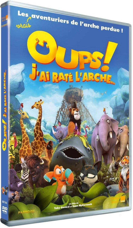 Oups J Ai Rate L Arche Dvd Blu Ray Amazon Fr Dvd Blu Ray Film