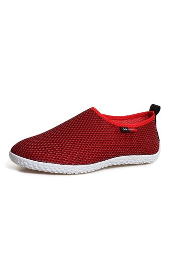 Summer Mesh Fashion Casual Men Shoes Ultralight Breathable Men Sneaker (Red) - Intl | Price: ฿819.99 | Brand: Unbranded/Generic | From: Top Seller Shoes - รวมรองเท้าแฟชั่น รองเท้าผู้ชาย รองเท้าผู้หญิง ราคาพิเศษ | See info: http://www.topsellershoes.com/product/58871/summer-mesh-fashion-casual-men-shoes-ultralight-breathable-men-sneaker-red-intl