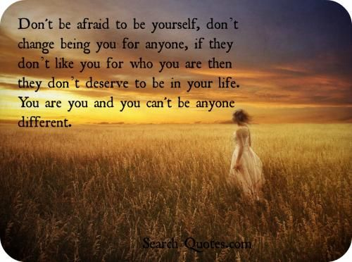 Being Proud For Yourself Quotes