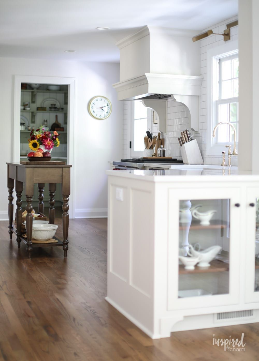 Bayberry Kitchen Remodel Reveal - Inspired by Charm Kitchen Makeover