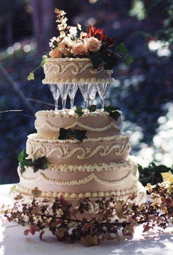 Unique Wedding Cakes Designs Dengan Gambar
