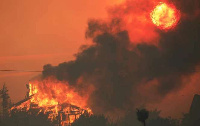 As Of Sunday The Fire Had Consumed 103 135 Acres Since Breaking Out Over The Labor Day Weekend According To In 2020 Los Angeles History Us Forest Service Los Angeles