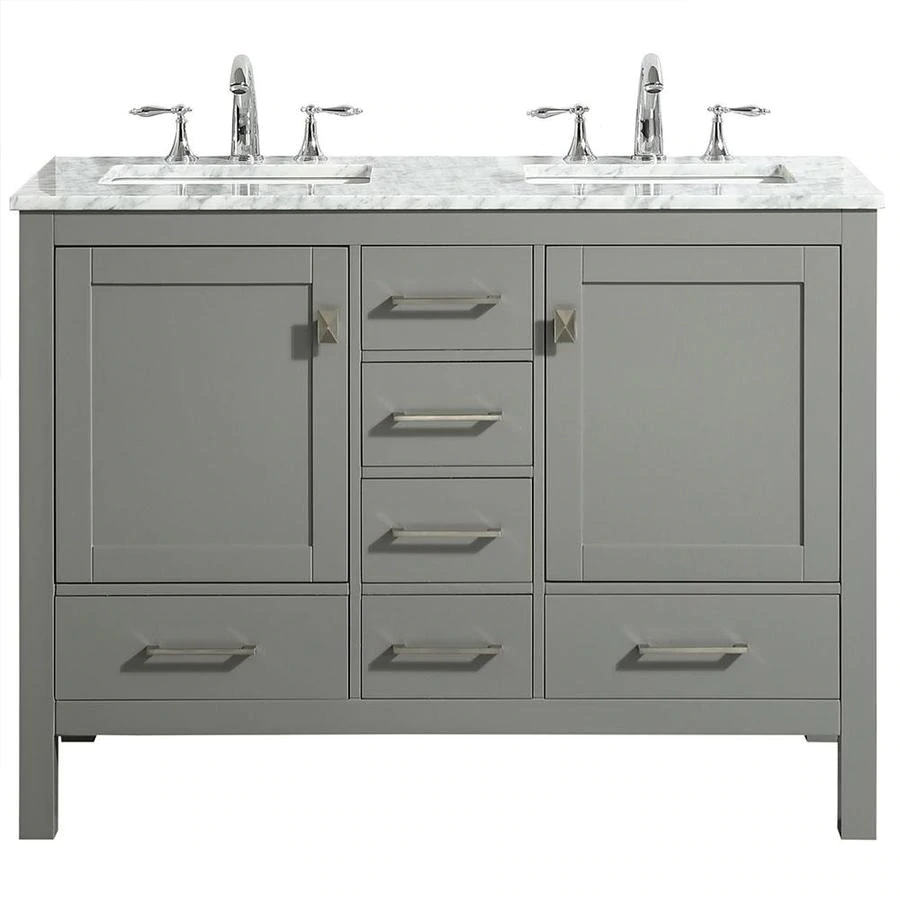 44+ Lowes 48 inch vanity with top type