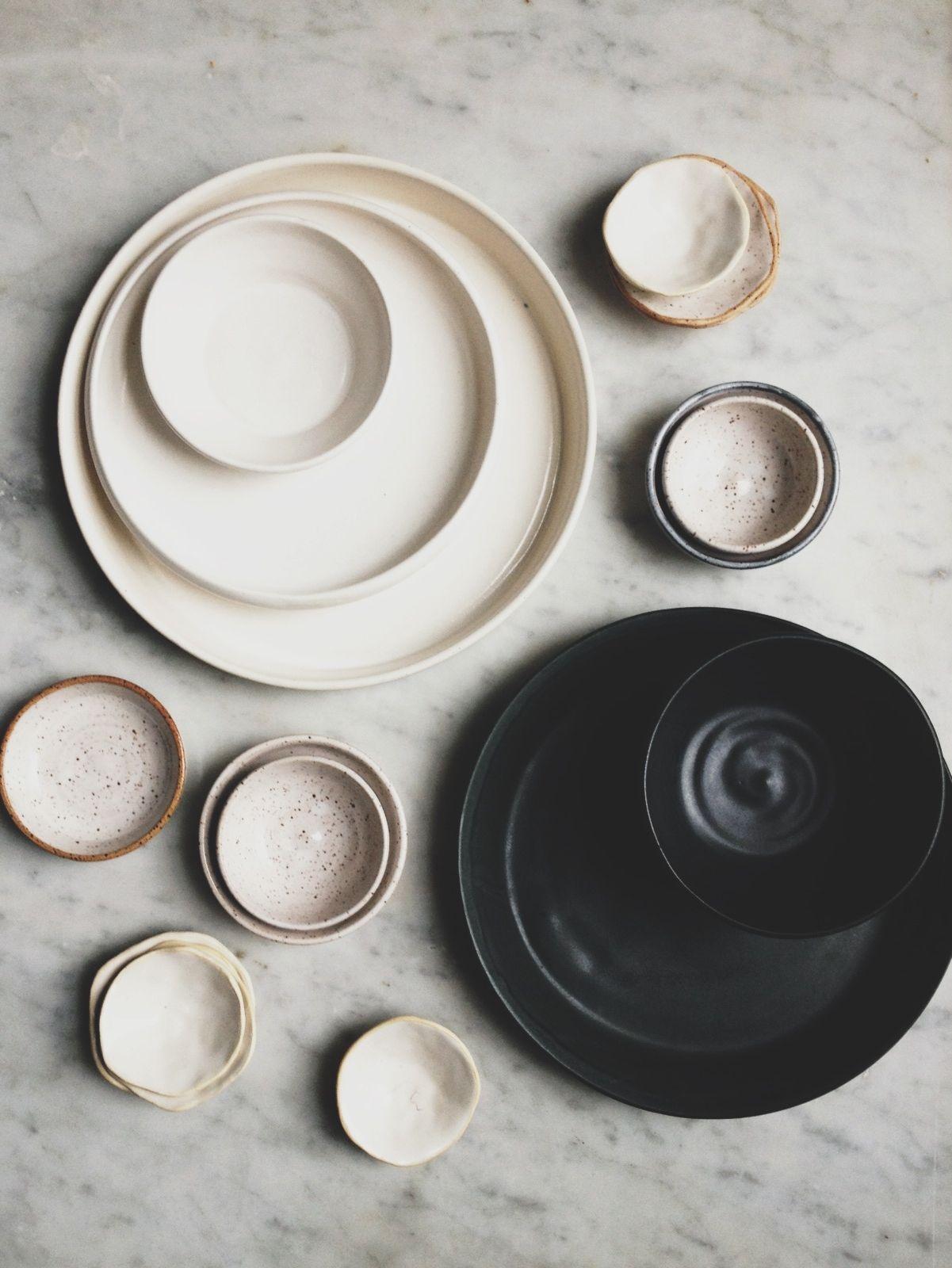 Simple earthenware