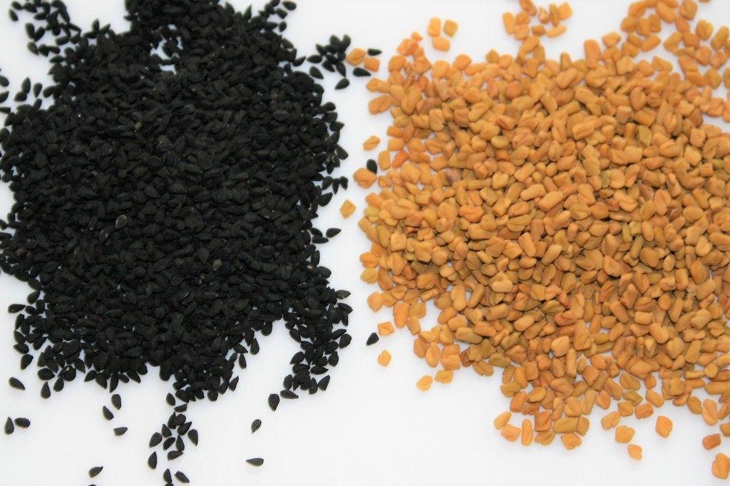 Black Seed (Kalonji) Hair Mask to Regrow Lost Hair