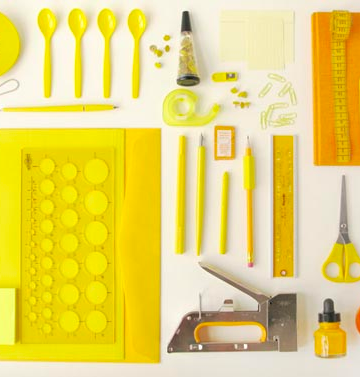 yellow - by kontur kontur