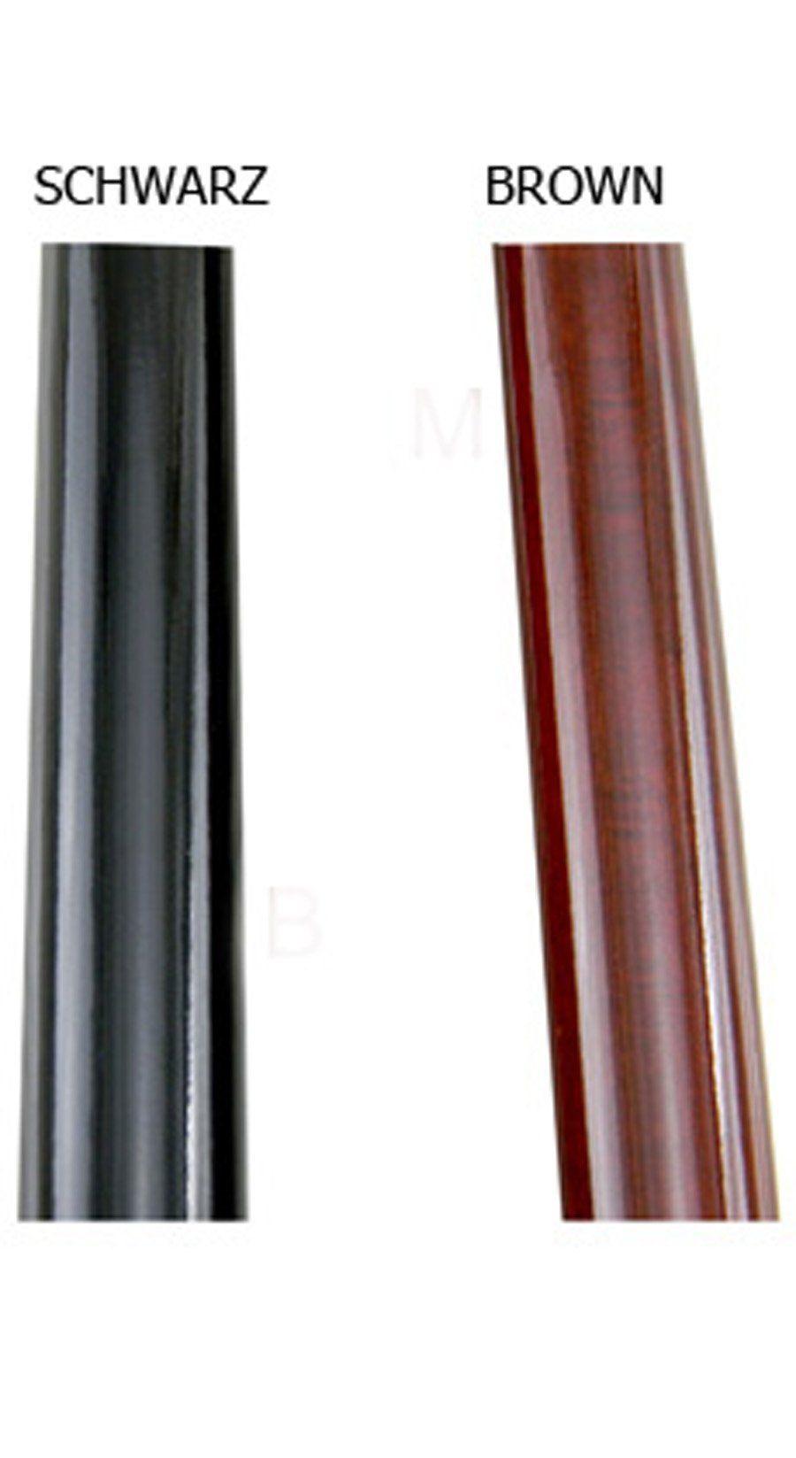 Spazierstock Elegant Gehstock Holz Elegant Damen Vintage Silber