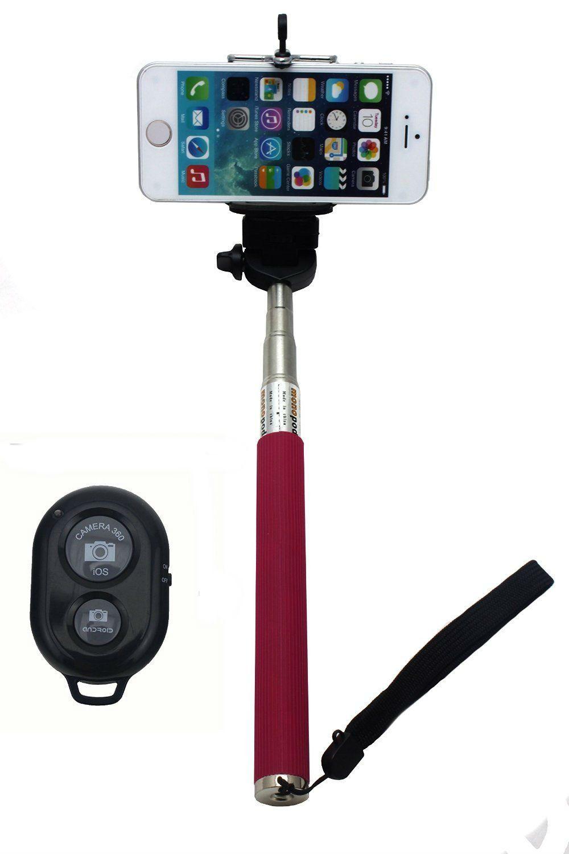 UFCIT Extendable Selfie Handheld Stick Monopod with