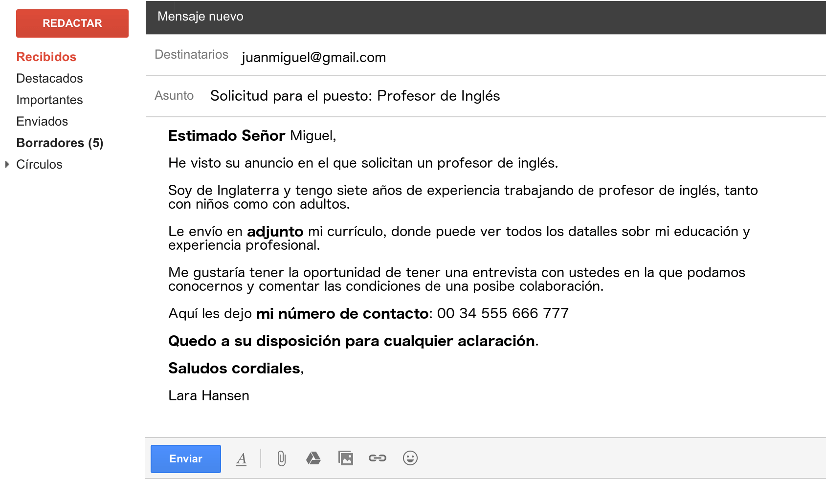 write an email in spanish like a native essential vocab work experience cv sample template 2019 download business analyst resume description