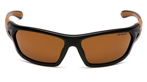 8ea22f6d6f Carhartt Carbondale Safety Sunglasses with Sandstone Bronze Lens ...